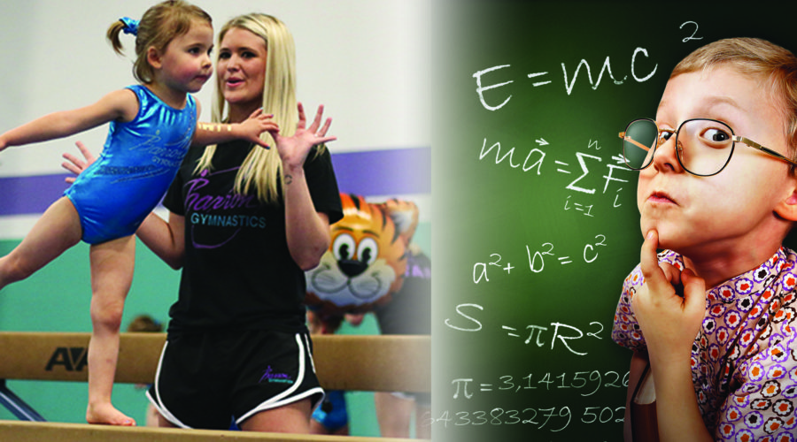 Your Child is Learning Physics, but You Signed Them Up for Gymnastics!