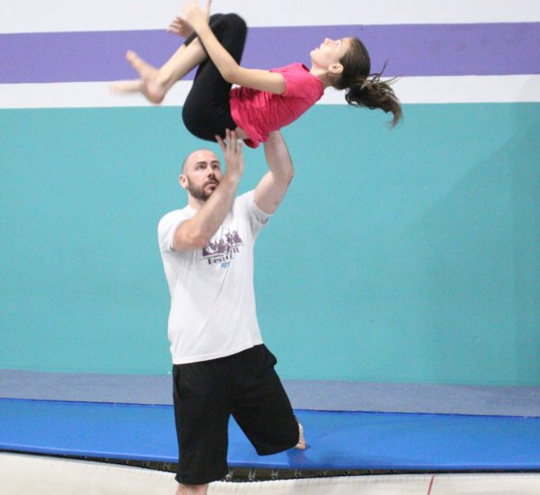 Intermediate Tramp & Tumble