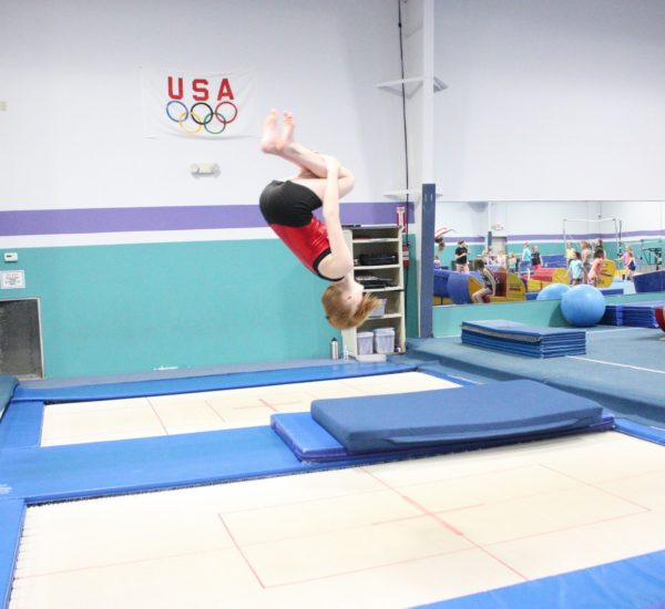 Advanced Intermediate Tramp & Tumble