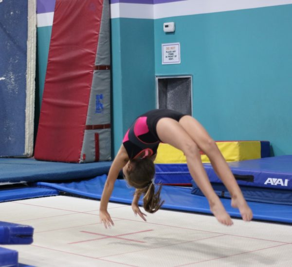 Intermediate Back Handspring